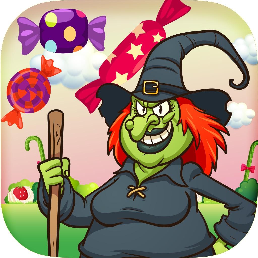 糖果女巫 pro - 泡泡糖配对游戏